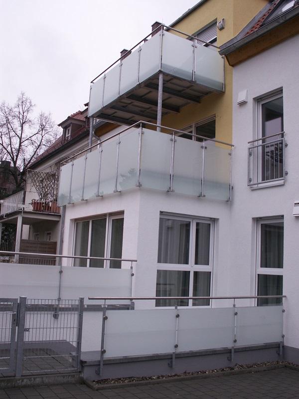 Referenzen Schlosserei Nurnberg Schellermann Metallbau Gmbh